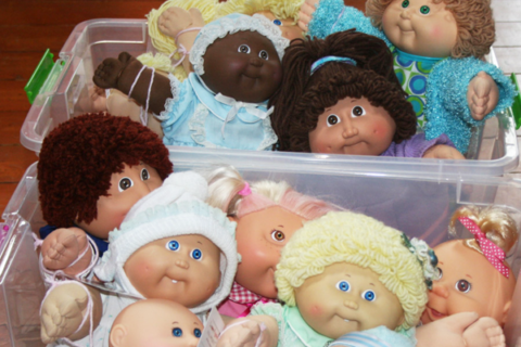 Cabbage Patch Therapy Doll Delivery!