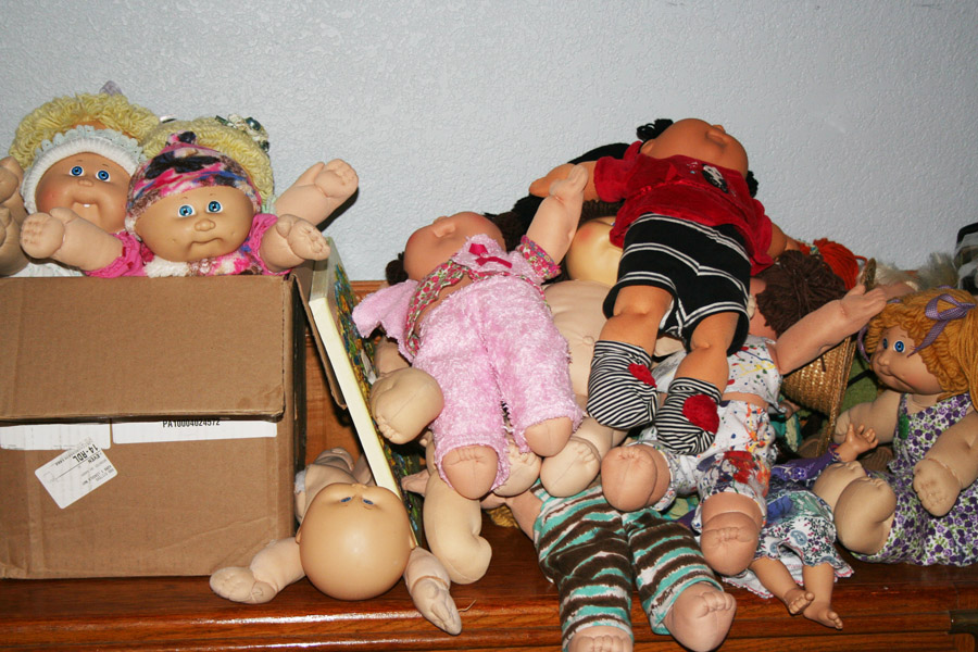 Cabbage Patch Doll Rescue Donations