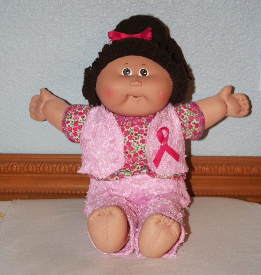 Custom Cabbage Patch Doll Rescue