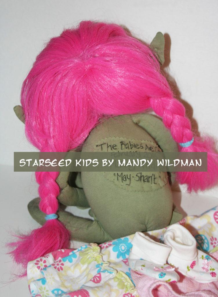 Alien Fantasy ET Doll