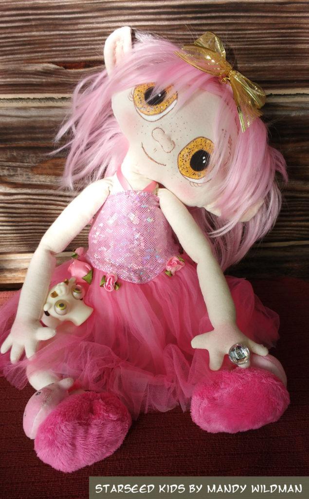 Alien Fantasy ET Baby Doll