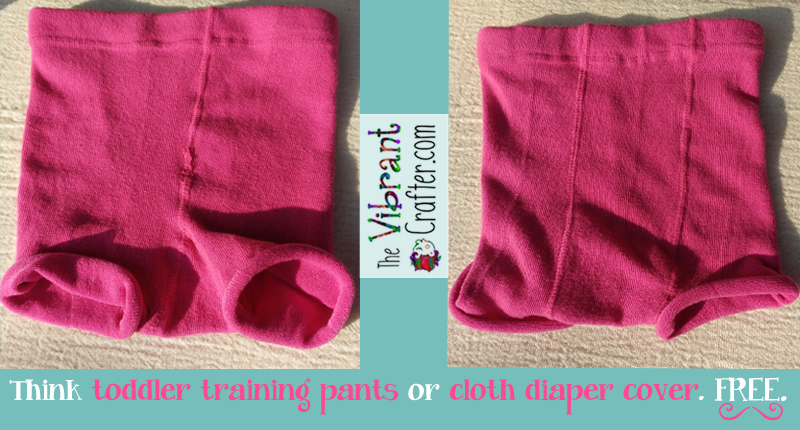Free Sewing Ideas - Toddler Training Pants