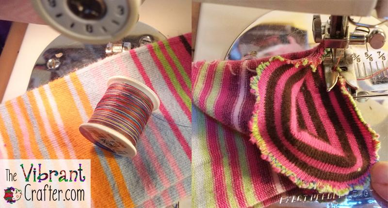 Free sewing ideas - DIY leg warmers