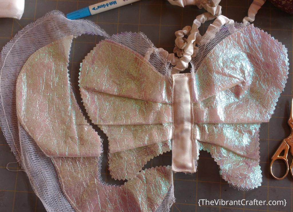 Cabbage Patch Angel Wings