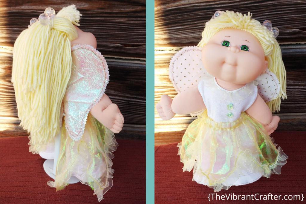 Angel Doll Tutorial