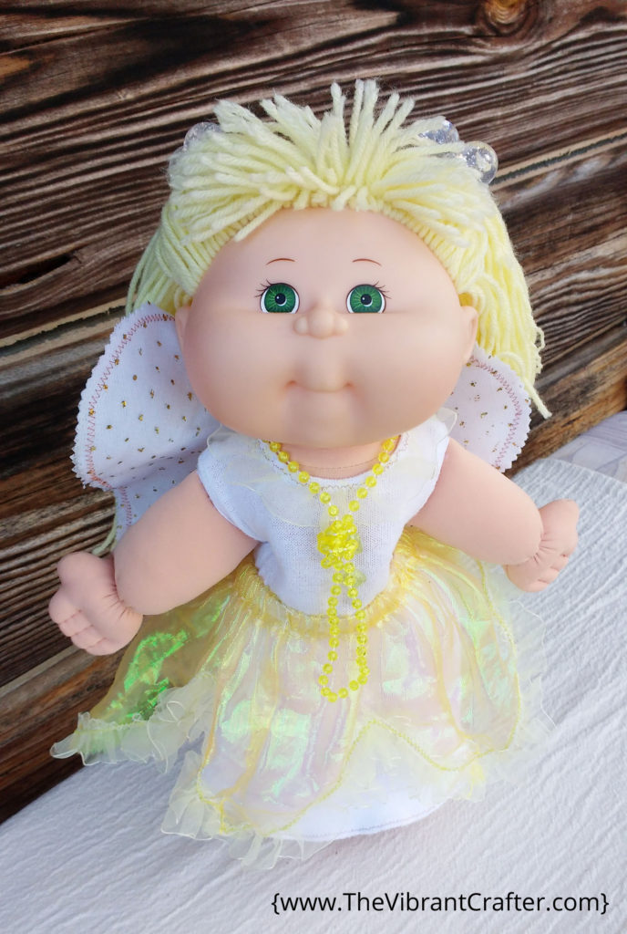 Cabbage Patch Dress-Up Angel