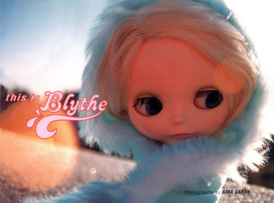 This is Blythe Book by Gina Garan