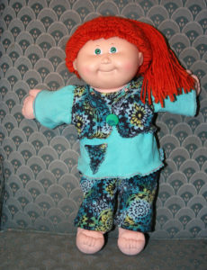 OOAK Vintage Coleco Cabbage Patch Doll