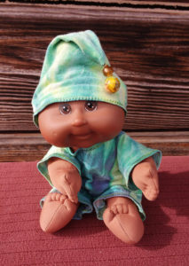 Newborn Cabbage Patch Doll
