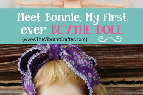 My First Blythe Doll: Meet Bonnie!