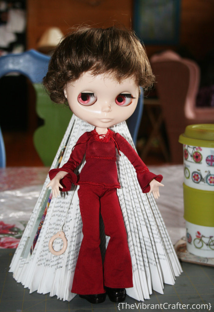 Blythe Doll In Bratz Clothing
