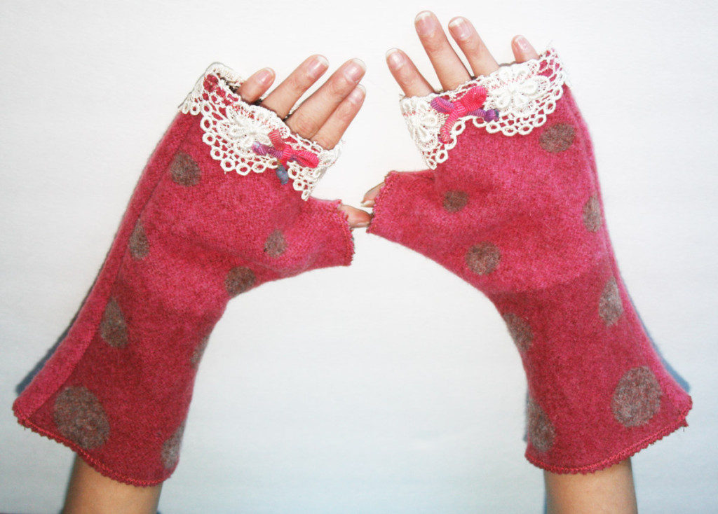 Fingerless Gloves Tutorial