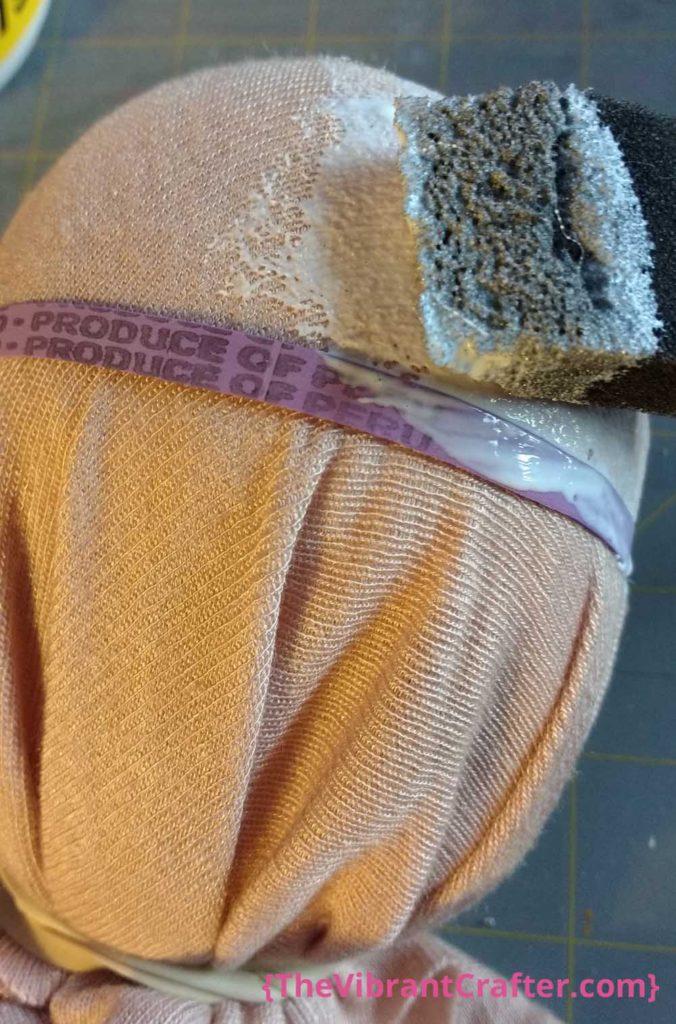 How To Make a Blythe Wig Cap