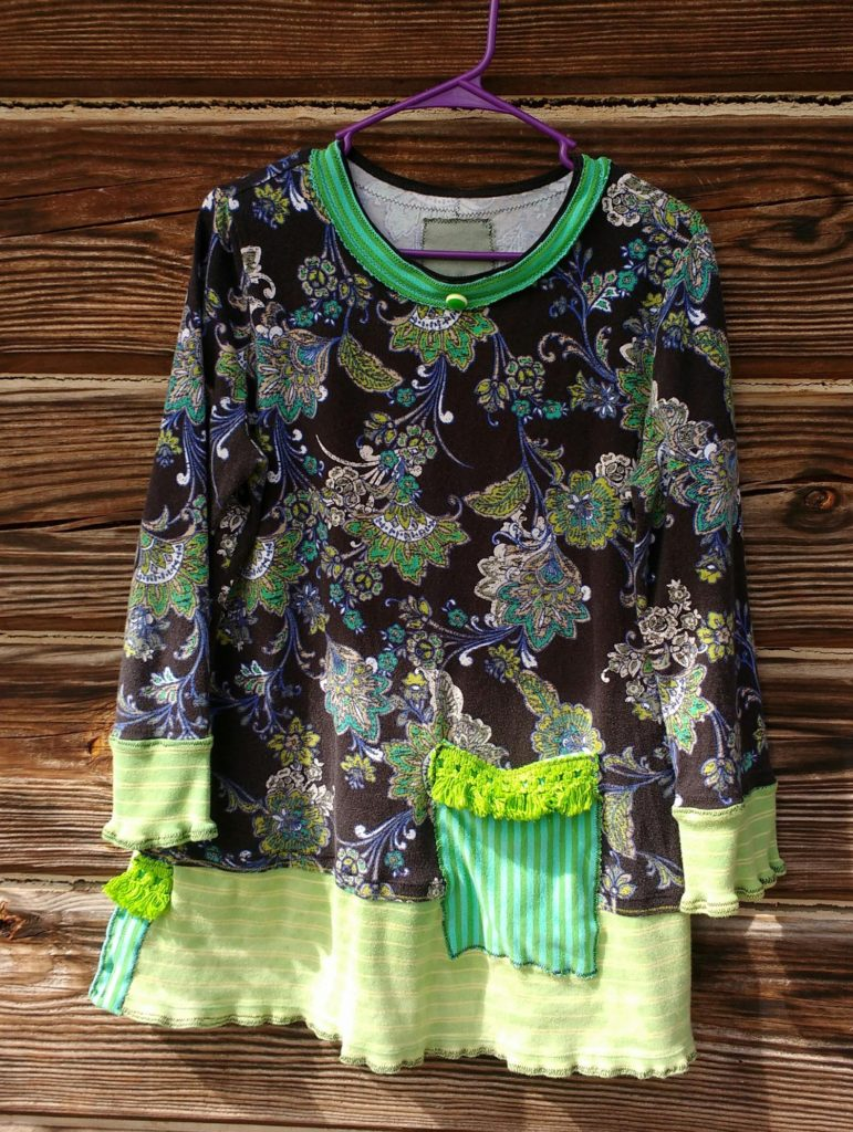 Easy TwoTee Womens Tunic