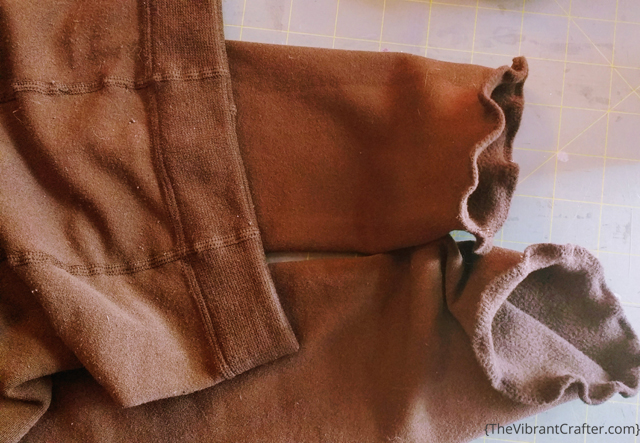 Free DIY Leggings from Old Tights