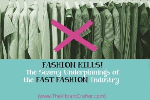 Fashion Kills: The Seamy Underpinnings of the Fast Fashion Industry