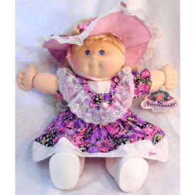 Cabbage Patch Kid 10th Anniversary