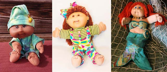 Cabbage Patch Kid Outfits