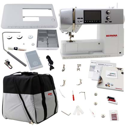 Bernina B 560 sewing machine