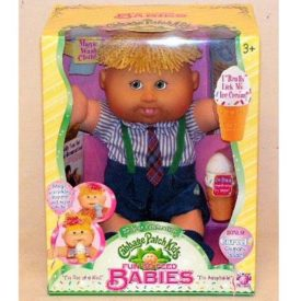 Fun to Feed Cabbage Patch Kid