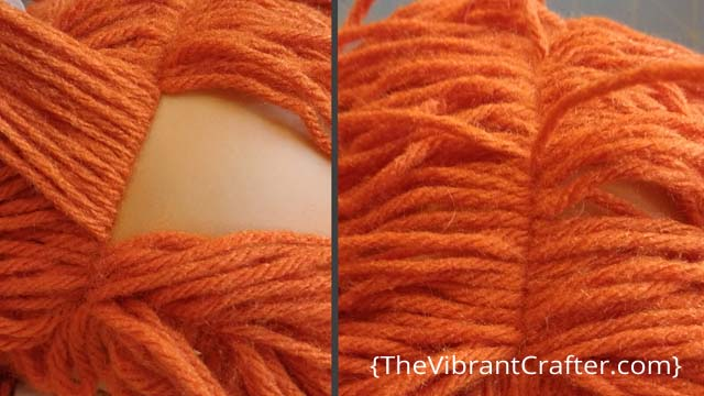 How To Fix Cabbage Patch Kid Yarn Hair