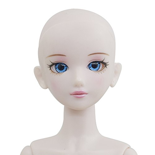 EVA BJD Naked Doll 1/6 SD Doll 11 inch Ball jointed dolls