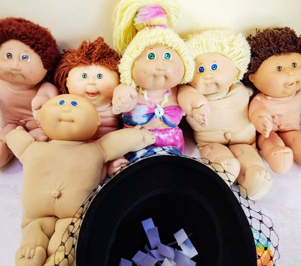 Cabbage Patch Contest